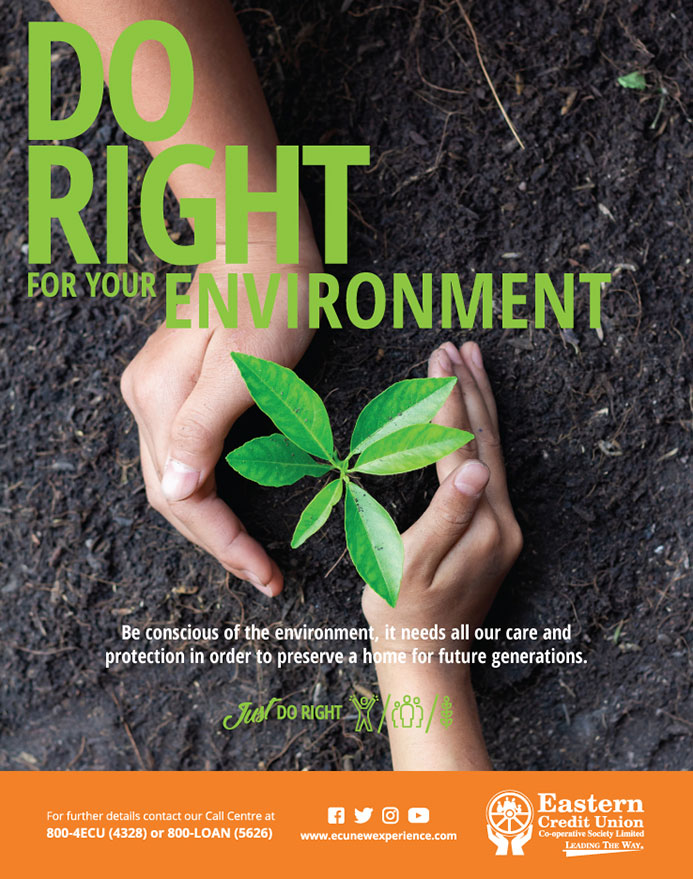 Do Right for Your Environment