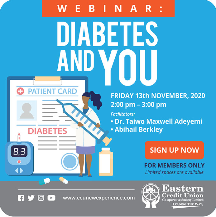Diabetes And You Webinar