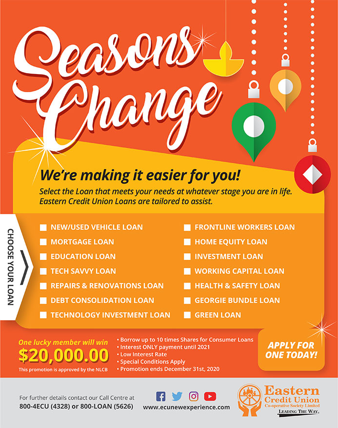 Seasons Change Loan