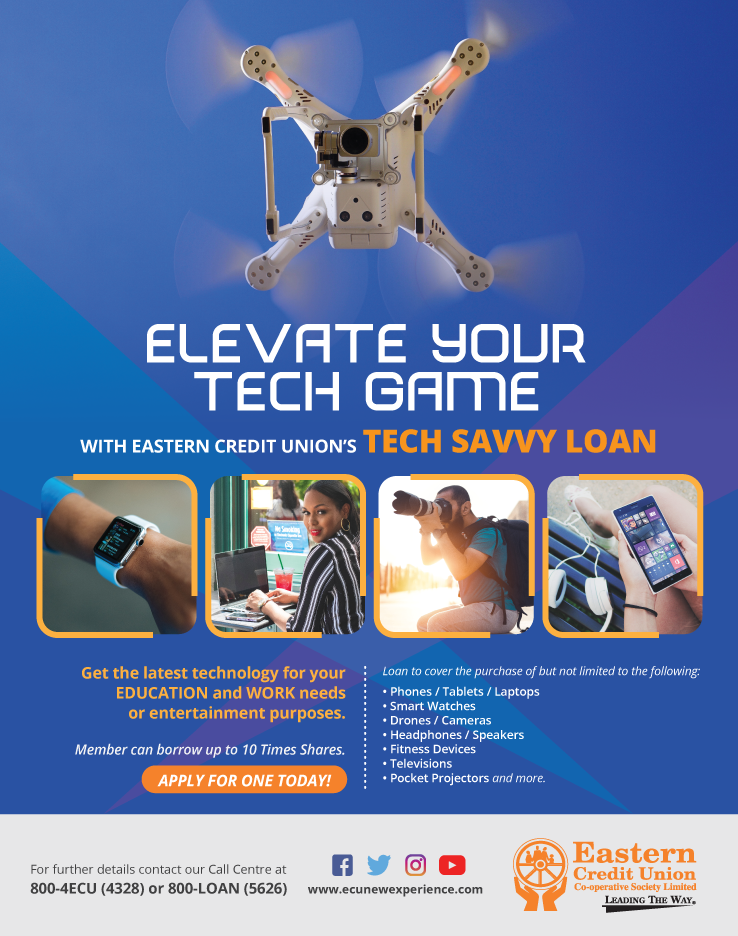 Tech Savvy Loan