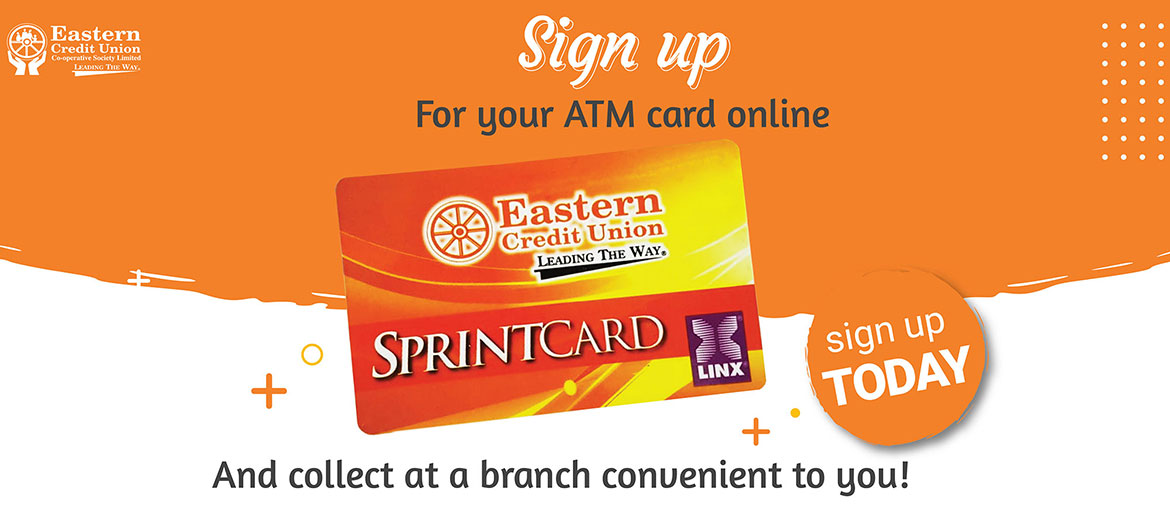 Apply for ATM Card