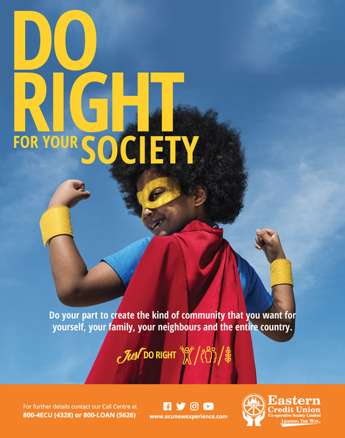 Do Right for Your Society