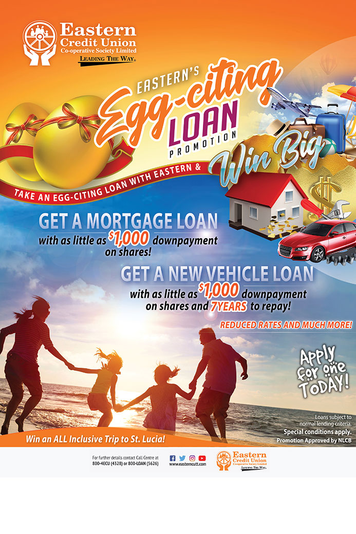 Eastern's Egg-Citing Loan Promotion