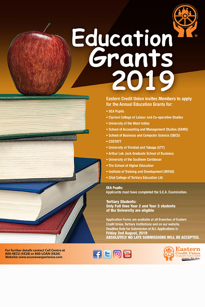ECU Education Grant 2019