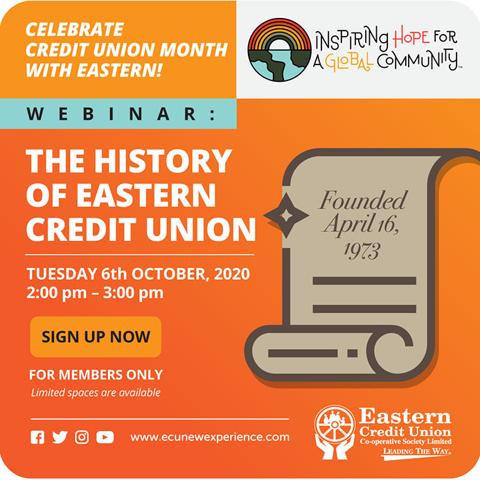 The History of Eastern Credit Union Webinar